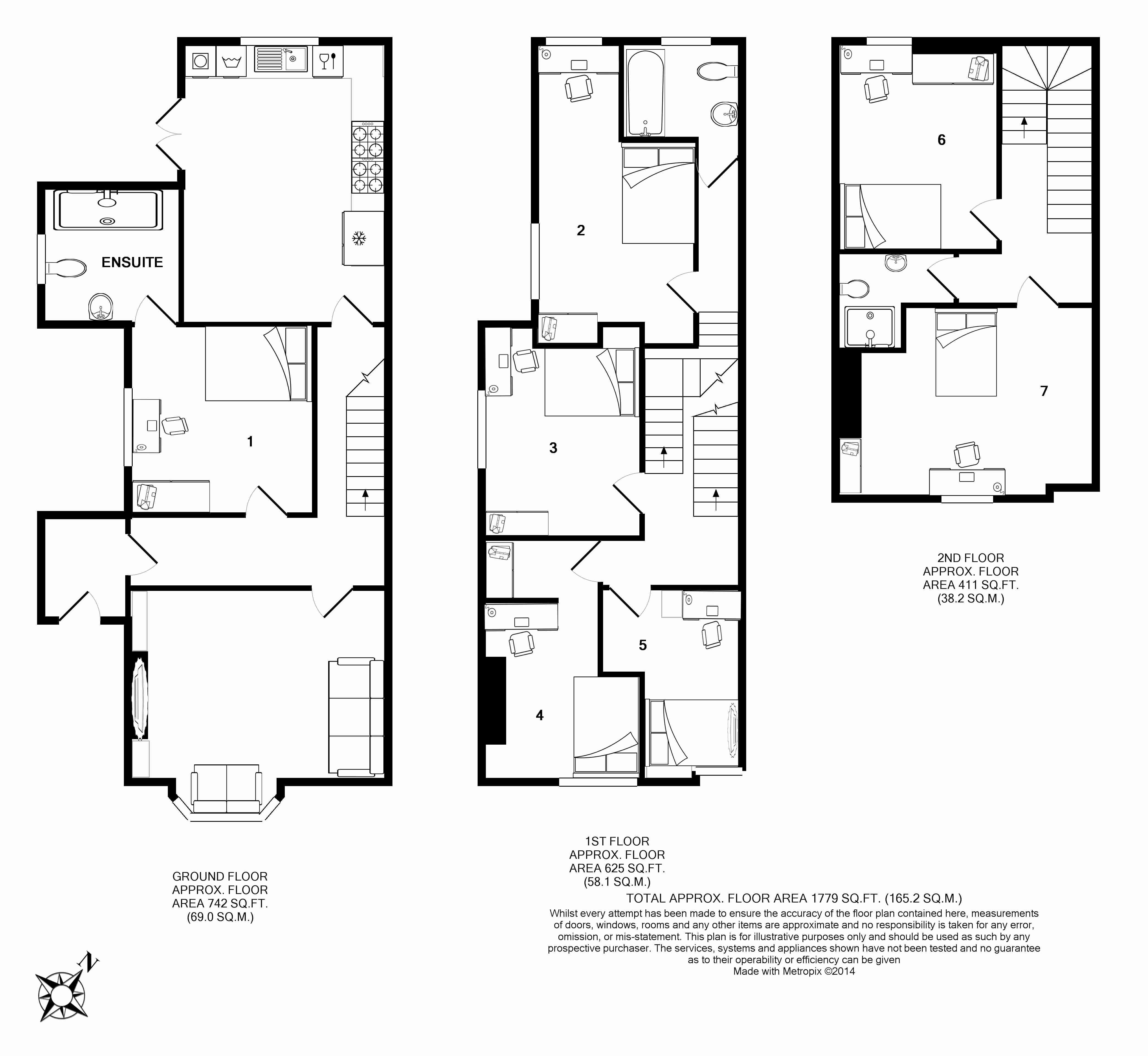 29 Bagot Street Floorplans
