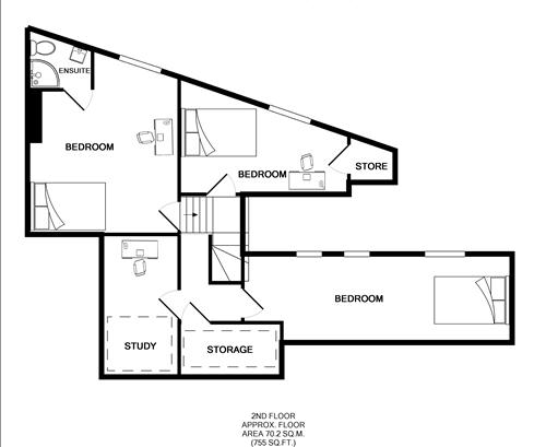 33 fishergate 10 bedroom student house