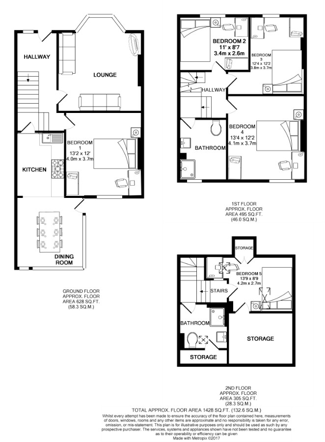 All floors plans