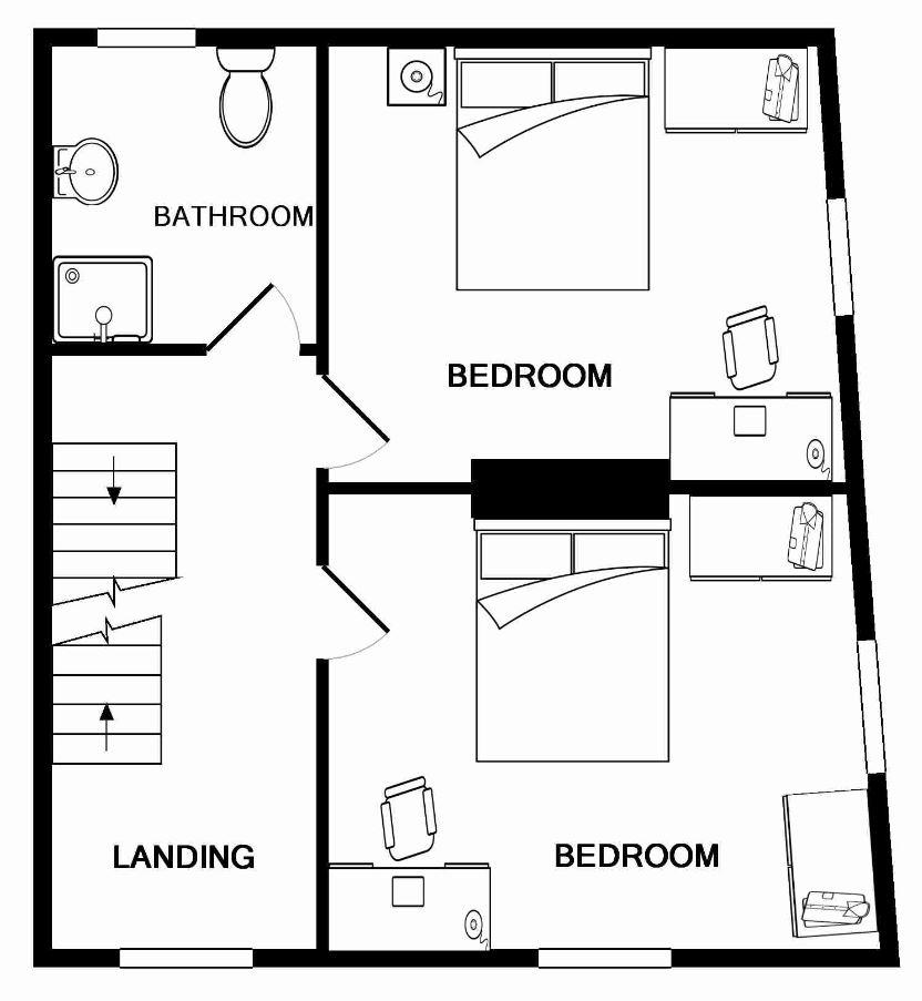 2 Forest Grove Ground Floor Plan