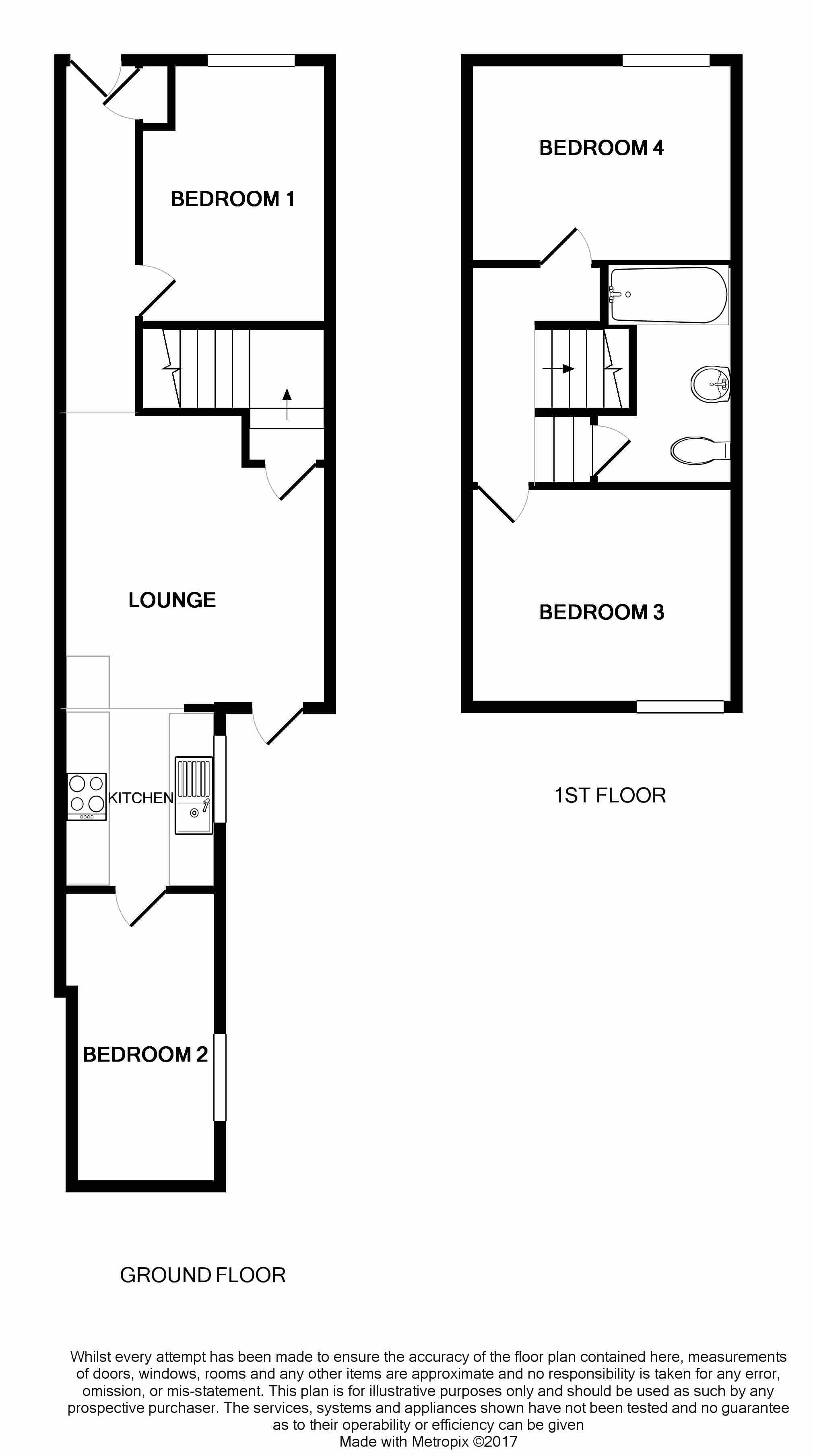 All floors plan