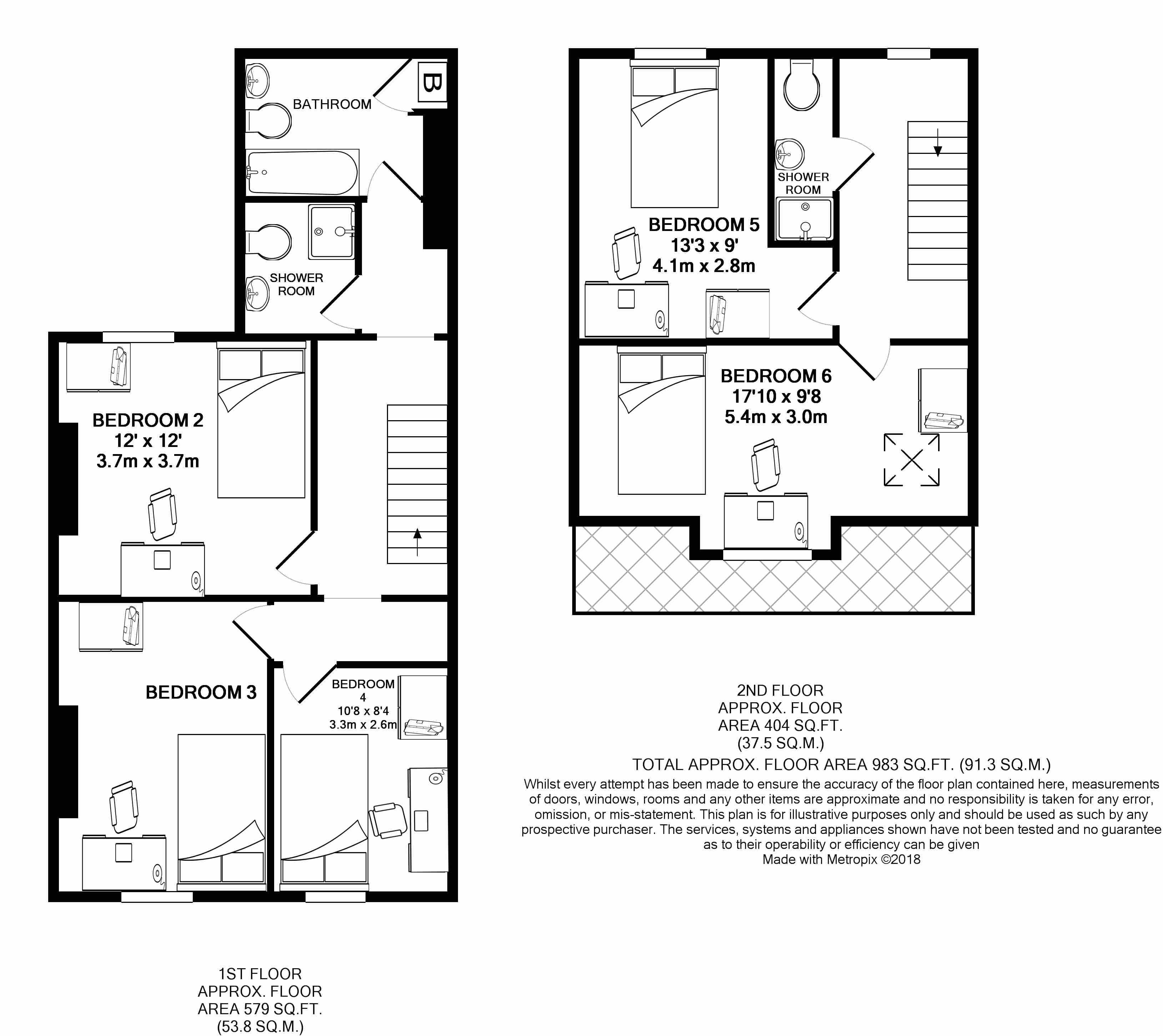 27 prospect street -floorplans