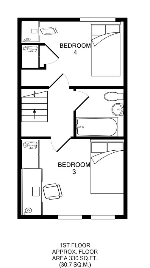 17b Larkdale Street Plan