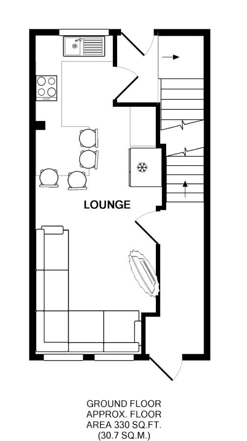 17a Larkdale Street Plan