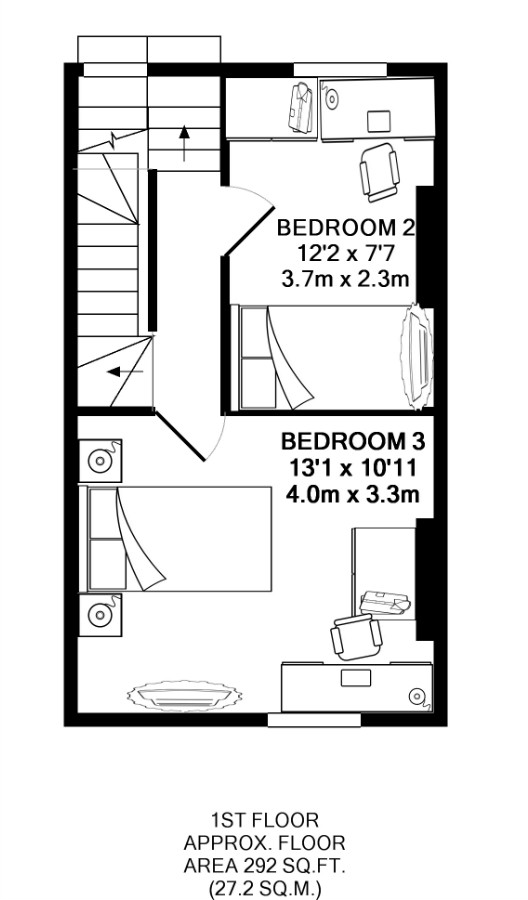 7 Albion Street Plan