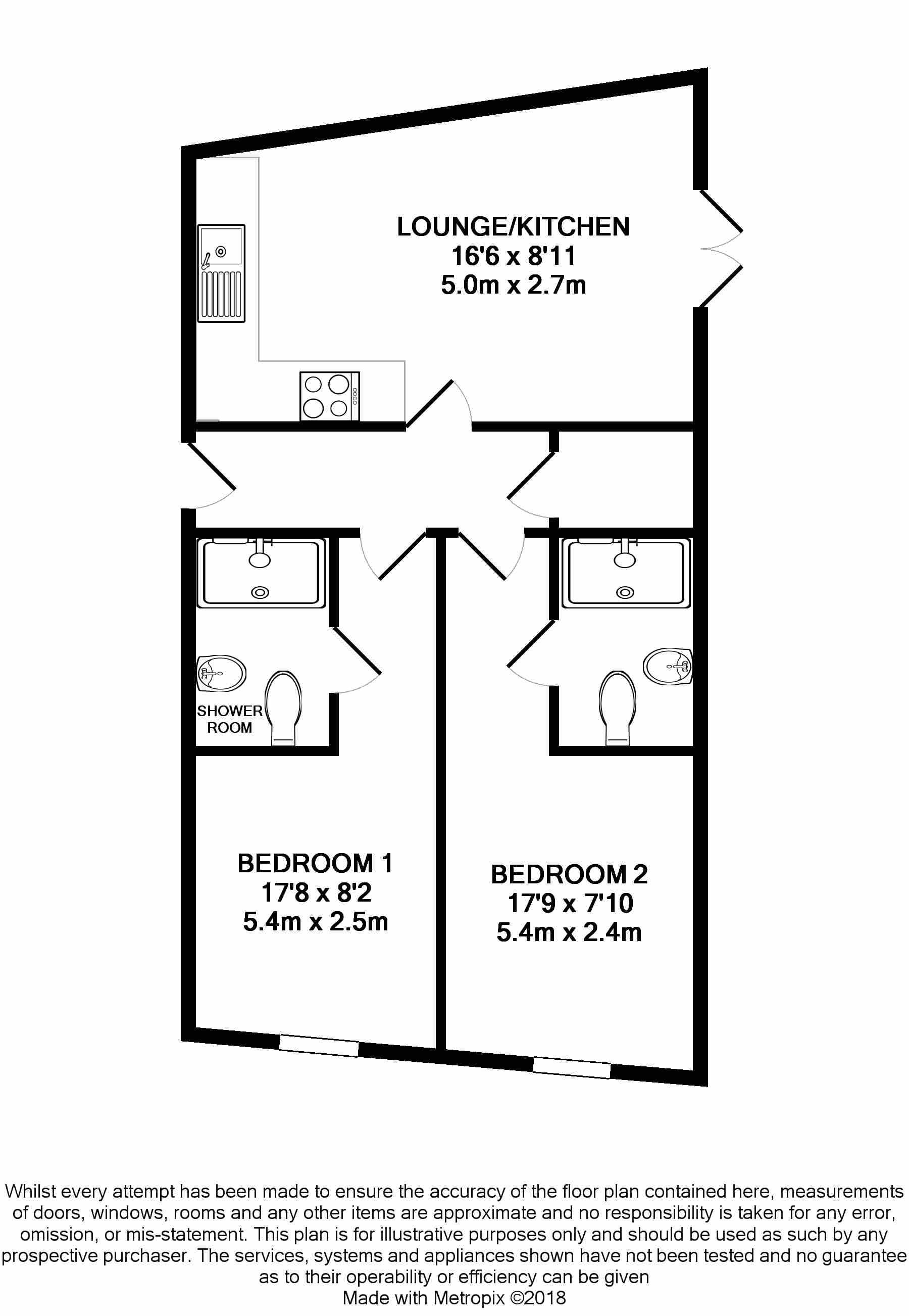 Flat 9 Floorplan
