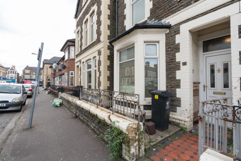 13 Angus Street, Cardiff