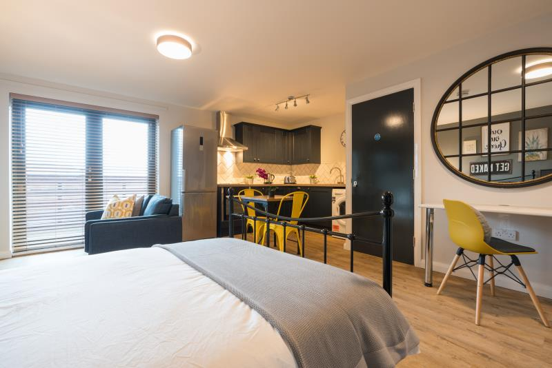 Flat 7, Byron Lofts, Newcastle