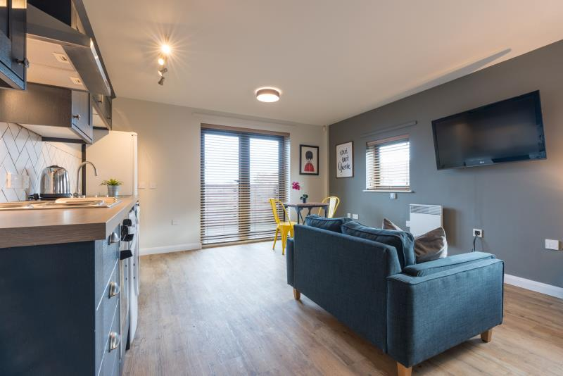 Flat 8, Byron Lofts, Newcastle
