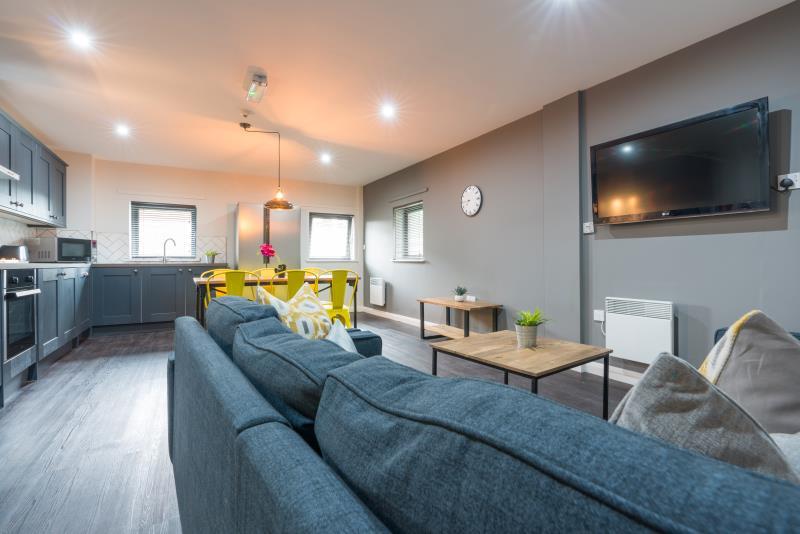 Flat 4, Byron Lofts, Newcastle