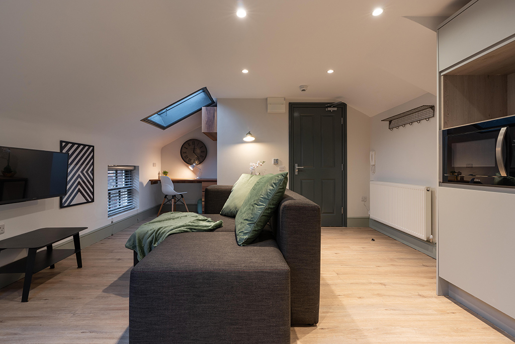 Flat 10, 1 Rodney Street, Liverpool