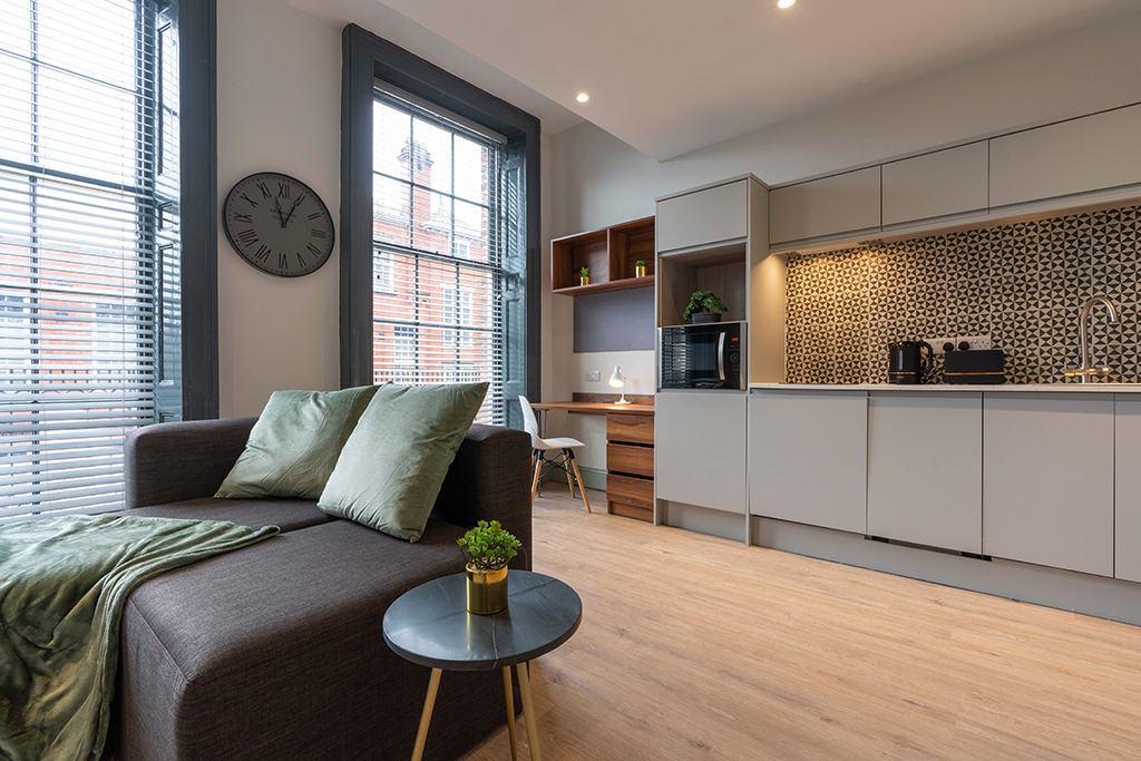 Flat 7, 1 Rodney Street, Liverpool