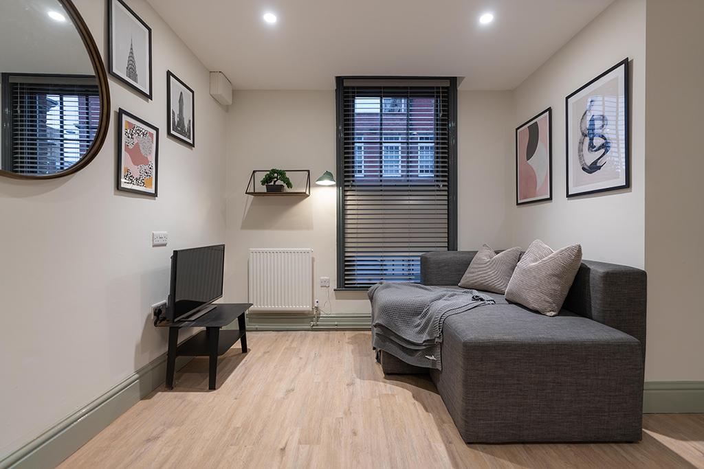 Flat 5, 1 Rodney Street, Liverpool