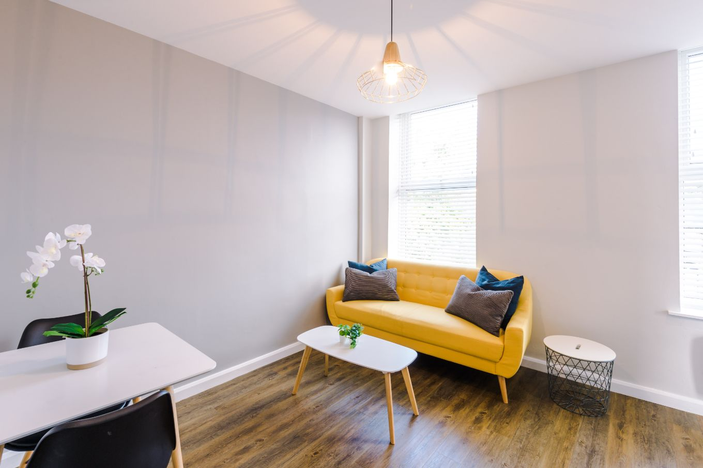 Flat 5, 44 Burdon Terrace, Newcastle