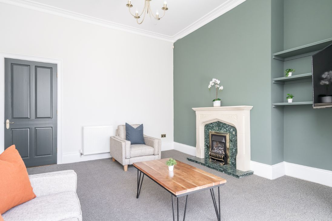 Flat 2 26 Eslington Terrace, Newcastle