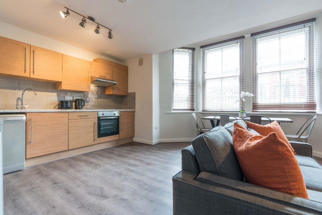 Flat 9 Kielder House, 55-59 Osborne Road, Newcastle